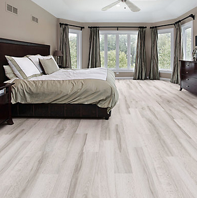 Vinyl White Maple Flooring Allure Brand Available At Home Depot Https Www Homedepot Ca E Luxury Vinyl Plank Flooring Bedroom Flooring Vinyl Plank Flooring