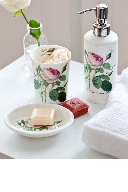 Accessories - Redoute Rose Bathroom Set - EziBuy Australia ...