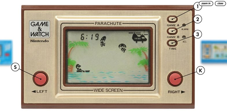 A Digitalised Collection Of Handheld Electronic Games Released During The 80s Up To Early 90s That You Can Play Online Periklanan