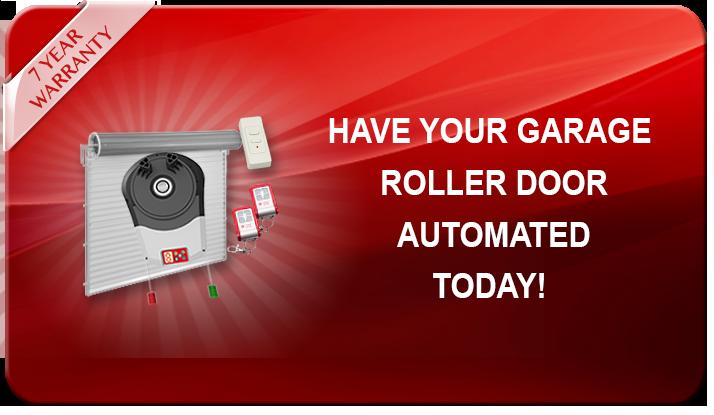 Remote Controlled Garage Roller Door Opener Melbourne Roller Door