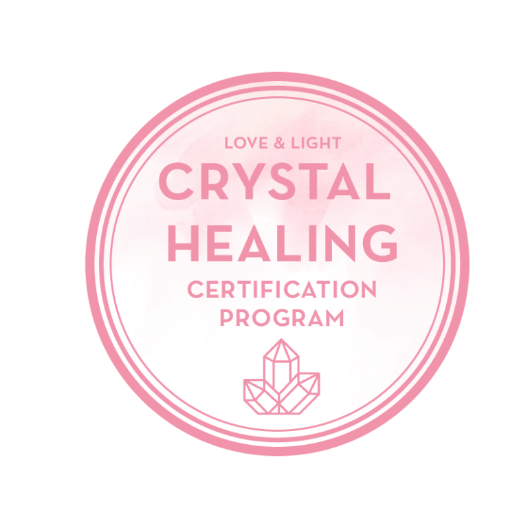 Crystal Healing Certification Program Waitlist Love Light