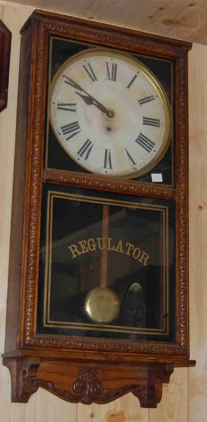 Regulator wall clock antique best 2000 antique decor ideas antique school clocks yahoo image search results amipublicfo Image collections