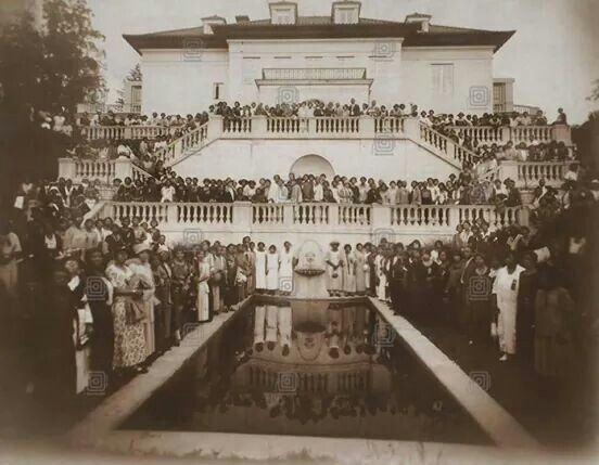 Madam C J Walker Mansion Country Home Madame Walker With