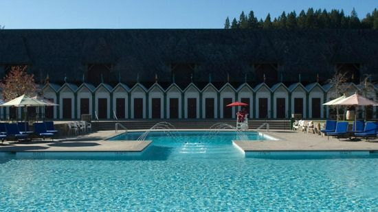 Francis Ford Coppola Winery - pools and cabins (franciscoppolawinery.com)
