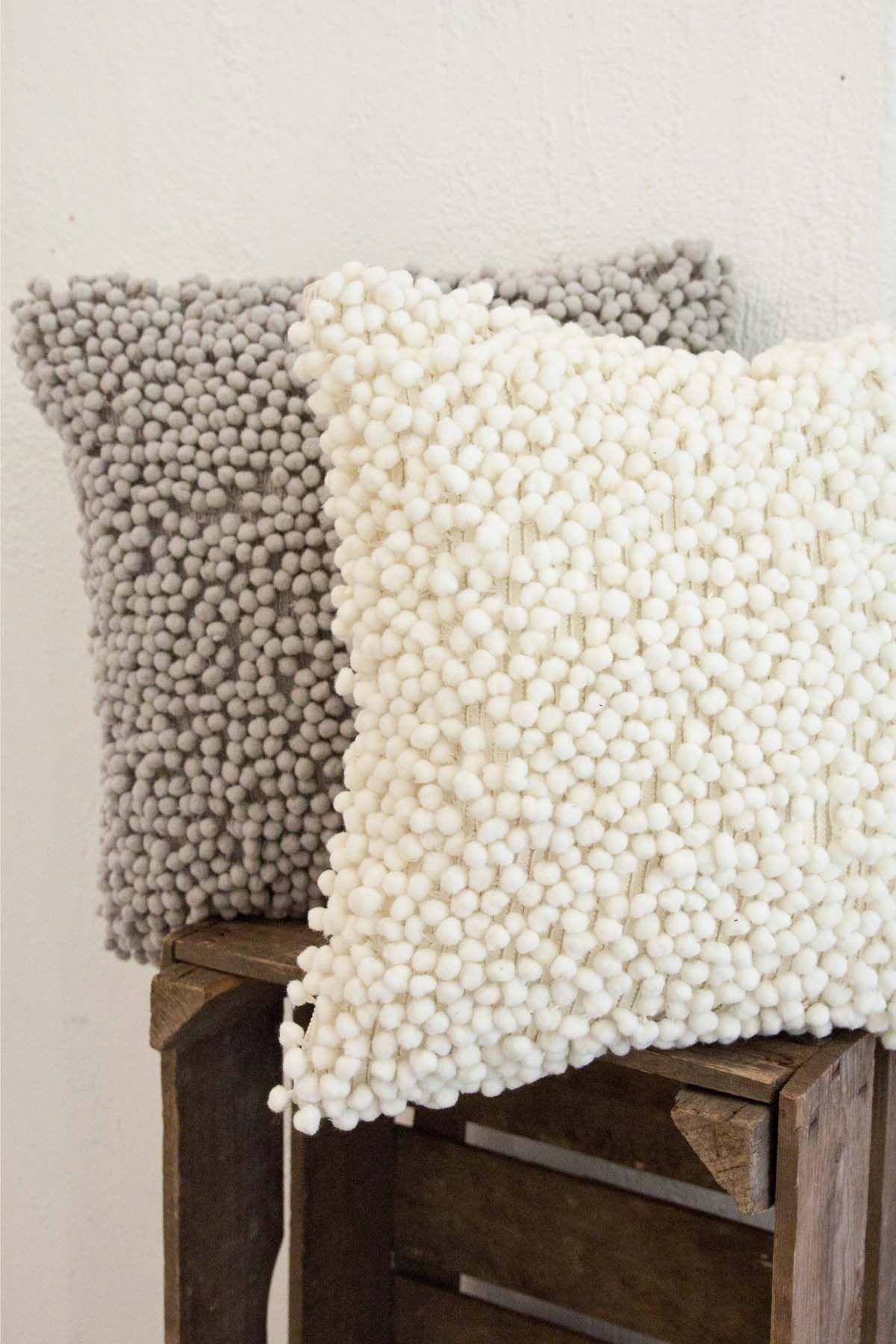 Bobble cushions lanitas pinterest pillows bohemian and