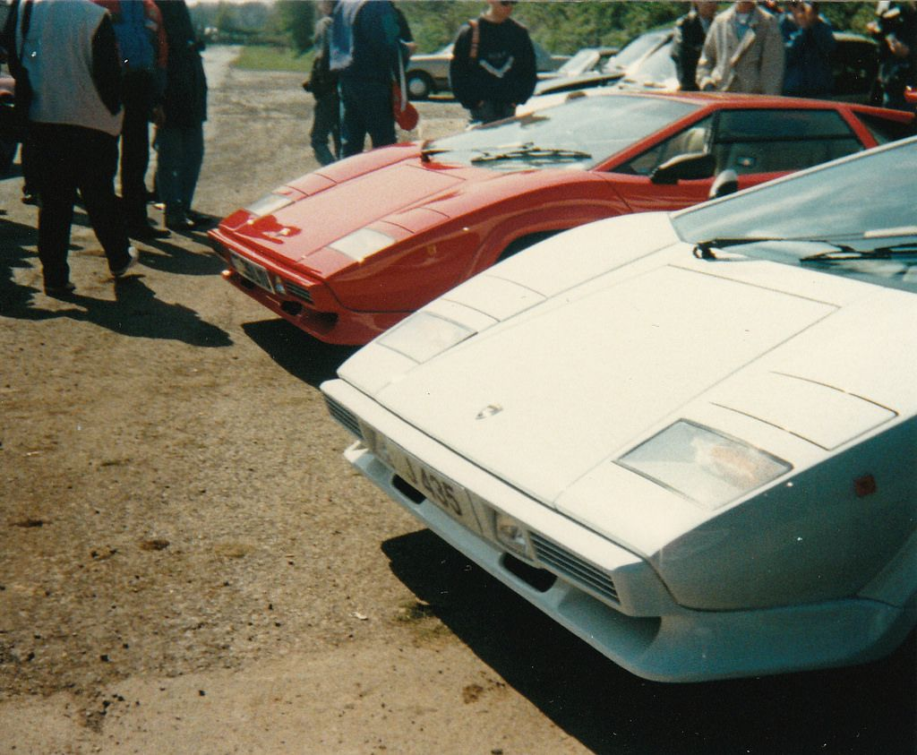 My old Lambo photos from the 90s - Page 5 - Lamborghini Classics - PistonHeads