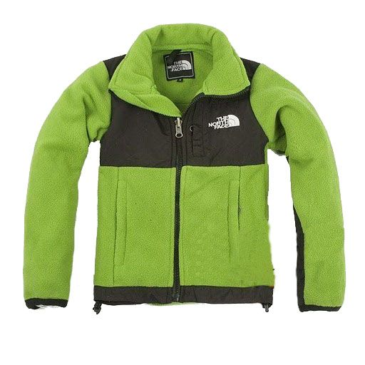 The North Face Denali Sale Kids Green Outlet Onlin