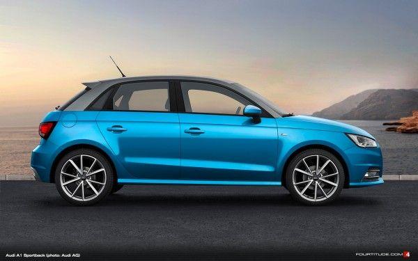 Revealed Updated Audi A1 And A1 Sportback Audi Car Models Audi