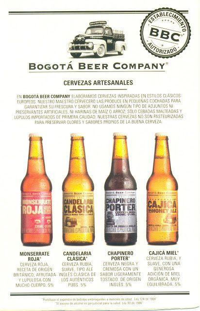 """Nuggets de Mercadeo: Bogotá Beer Company: cuando ser """"pequeño"""" es el diferencial"""