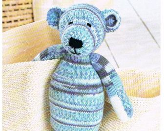 TOY BEARS to CROCHET