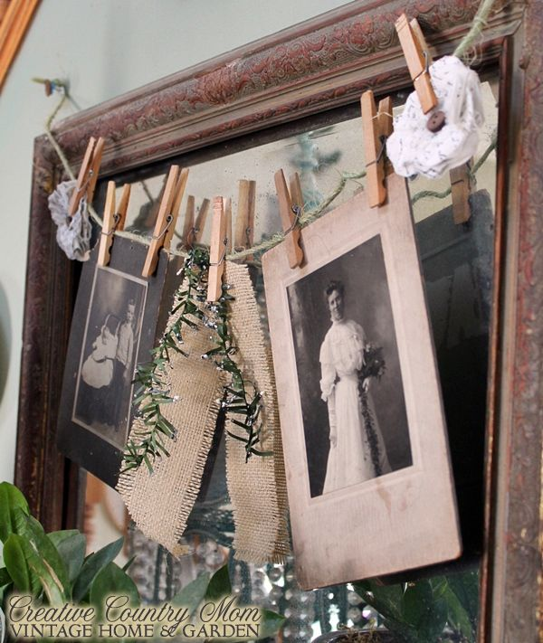 Creative Country Mom's Vintage Home And Garden: Antique