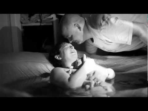 Here's a beautiful HBAC (home birth after cesarean) video ...