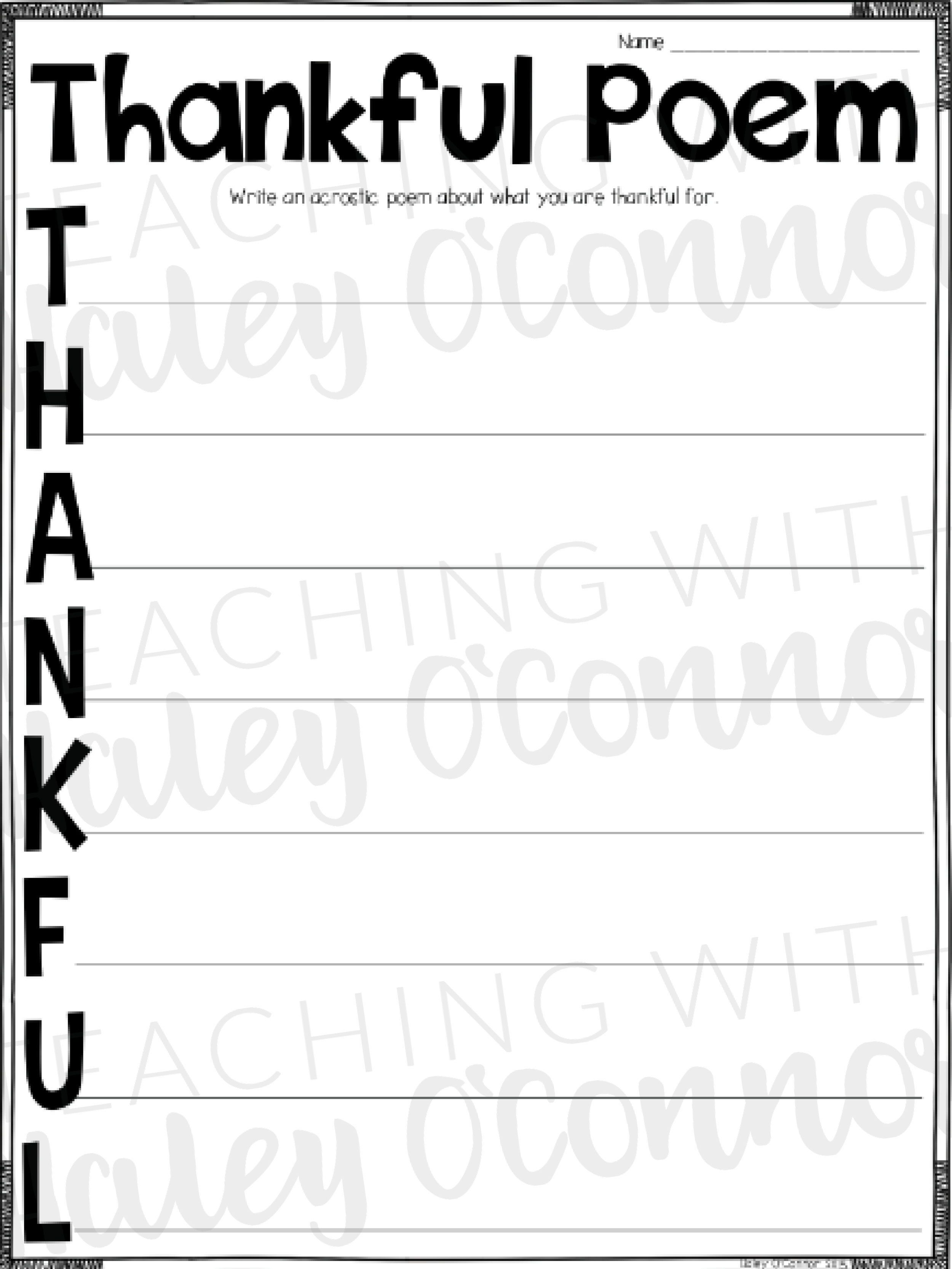 Download These Thanksgiving Writing Activities For 1st Grade And Use Them In Your Cl Thanksgiving Writing Activity Thanksgiving Activities Thanksgiving Lessons [ 3333 x 2500 Pixel ]