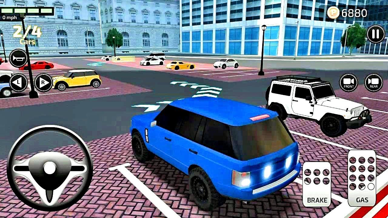 Parking Frenzy 2 0 3d Game 1 Car Games Android Ios Gameplay