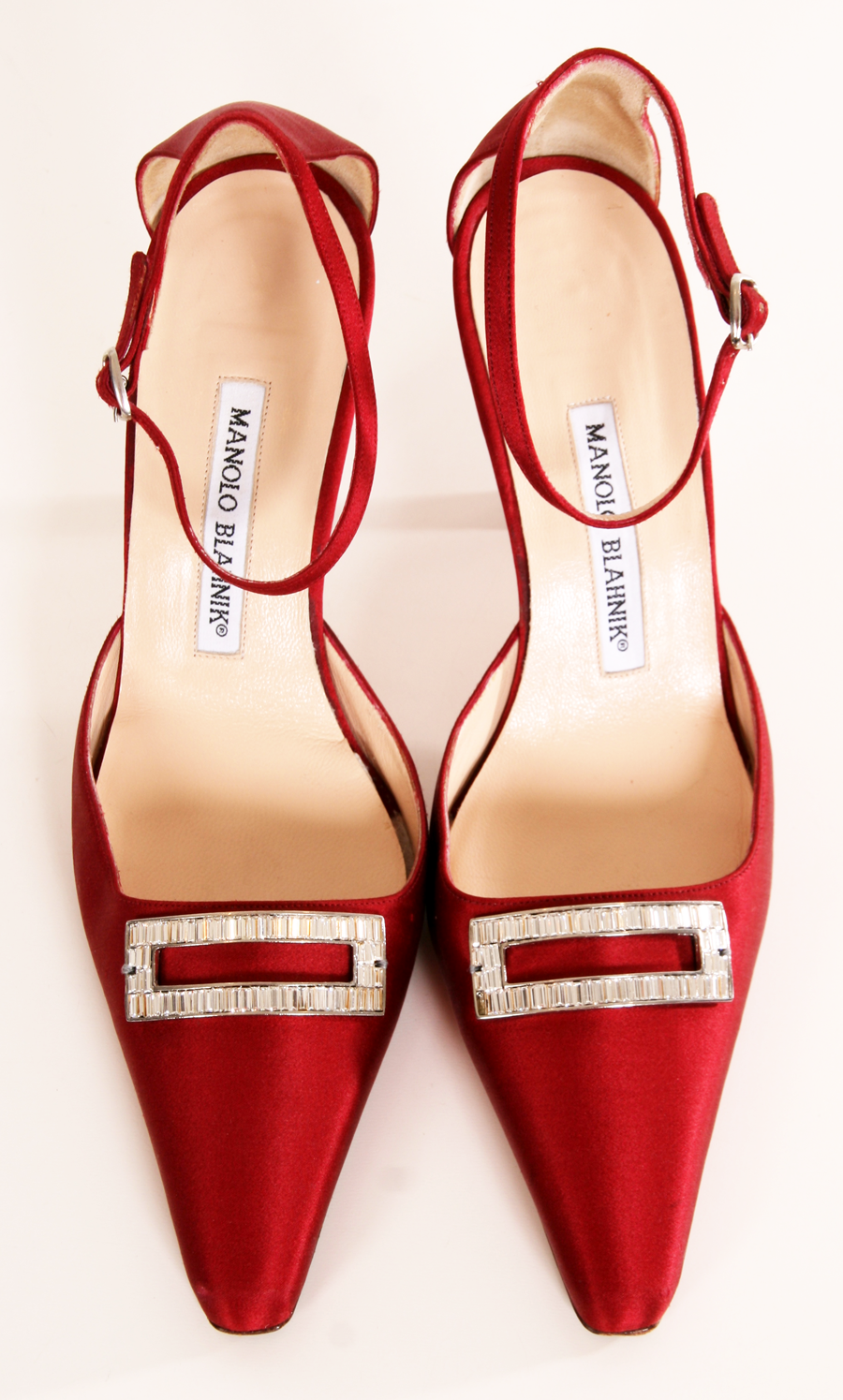 Manolo Blahnik on Sale Up to 70% off at Tradesy