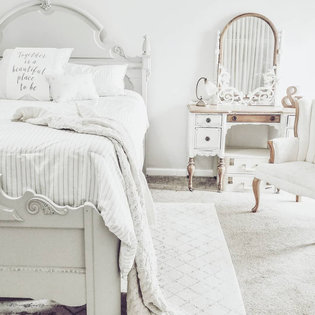 How to Create a Shabby Chic Bedroom on a Budget - Home Decor Bliss