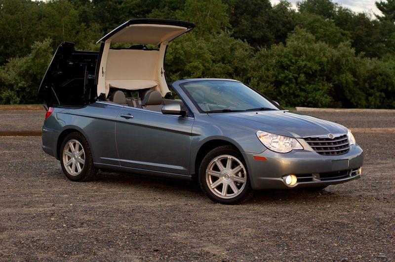 sebring hardtop convertible
