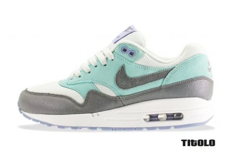 online retailer a0a2c aab58 ... Nike Wmns Air Max 1 Essential Pre-Order Exp. Delivery January 2014 nike;  Nike Air Max 1 Essential Women White Dark Grey ...