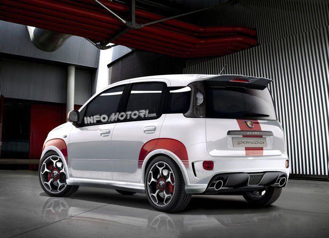 #Fiat #Panda #Abarth | Car Design! | Pinterest | Fiat ...