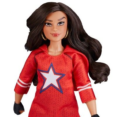 Marvel Rising America Chavez Training Outfit Doll