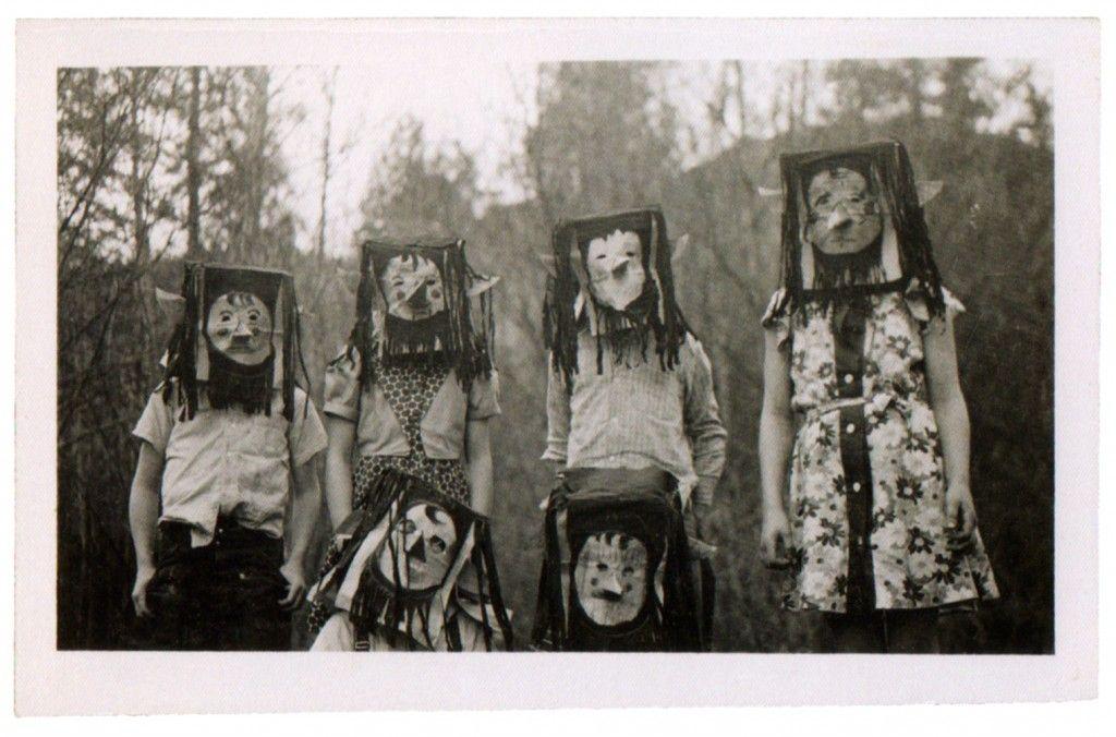 Creepy Vintage Children S Halloween Costumes Creepy Vintage