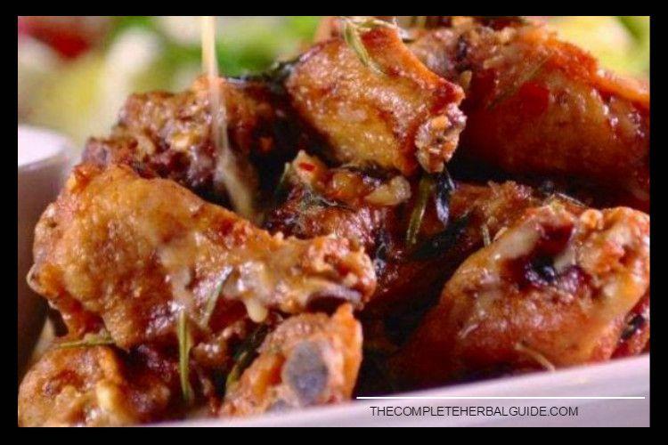 Carmine's Famous Scarpariello Chicken Wings Recipe - The Complete Herbal Guide