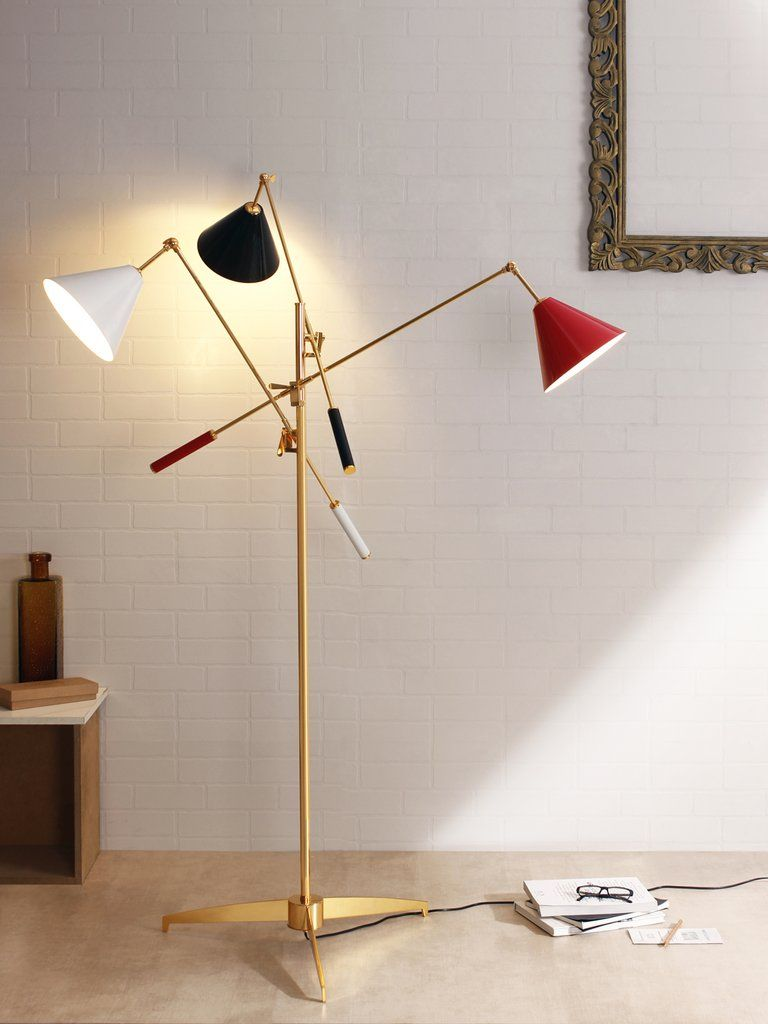 Ambit floor lamp the ultimate task lamp for a mid century modern ambit floor lamp the ultimate task lamp for a mid century modern setting mozeypictures Image collections