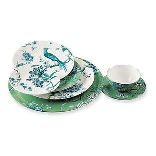 Jasper Conran at Wedgwood \u0027Chinoiserie Dinnerware - asian - dinnerware - by Bloomingdale\u0027s  sc 1 st  Pinterest & JasperConran at #Wedgwood #AsianInspired #Dinnerware   Asian ...