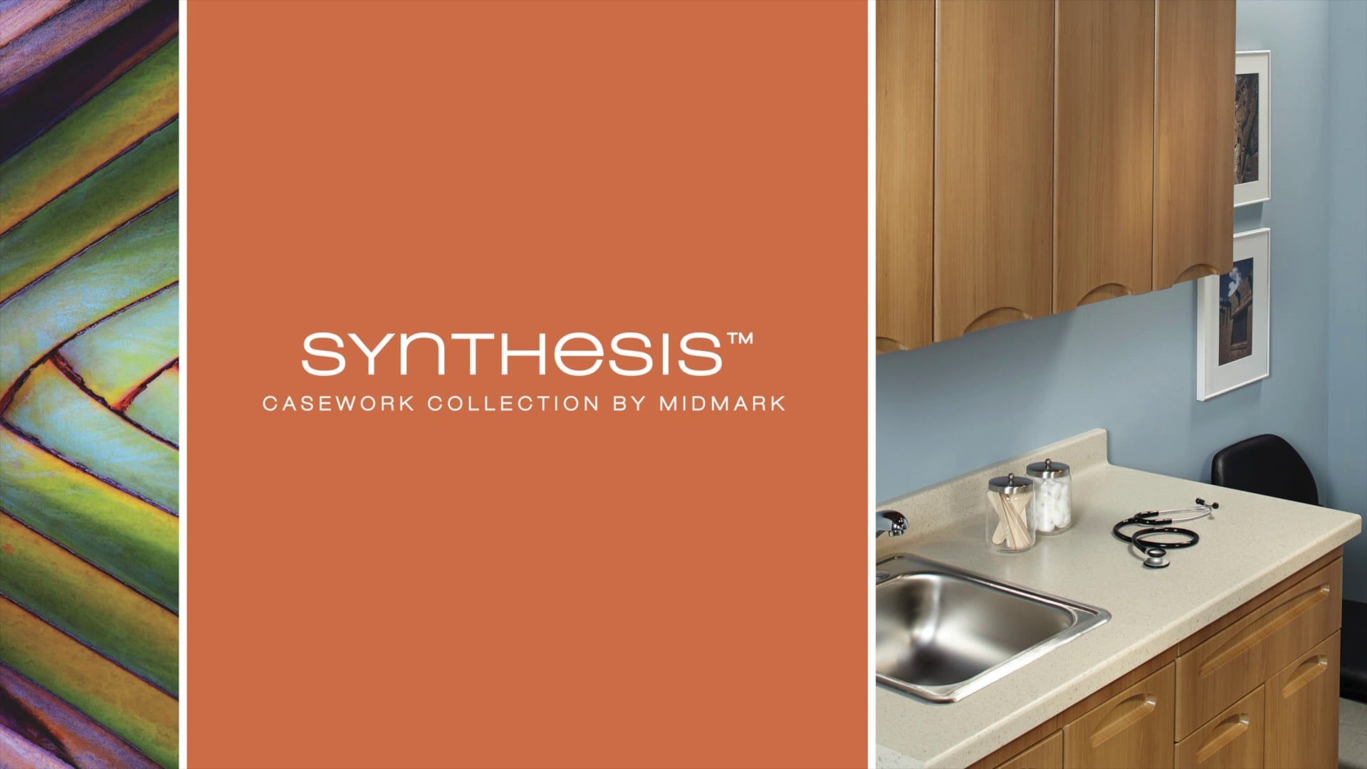 Synthesis Casework Collection by Midmark Longevity