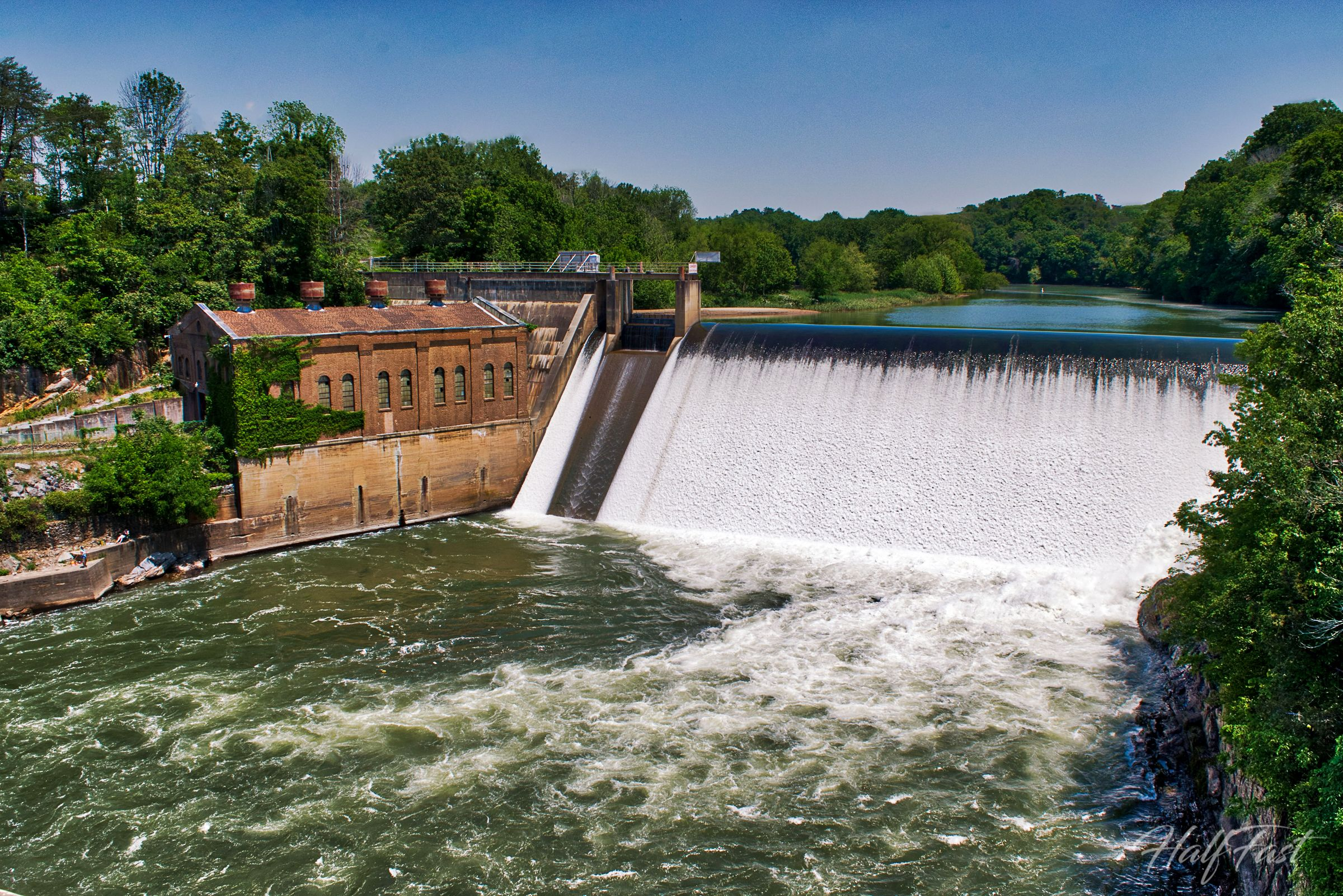 Nolichucky Dam Asheville Hwy/70/107, Greenville, TN (With ...