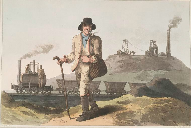 Collier, 1814