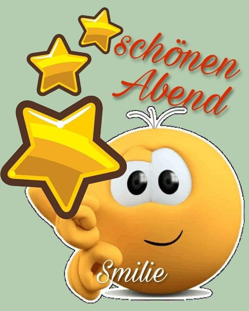 Smileys schönen abend Smiley guten