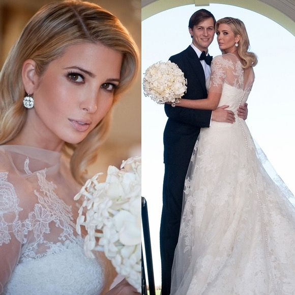 Ivanka Trump Wedding | Let's Get Marrried... | Pinterest | Trump ...