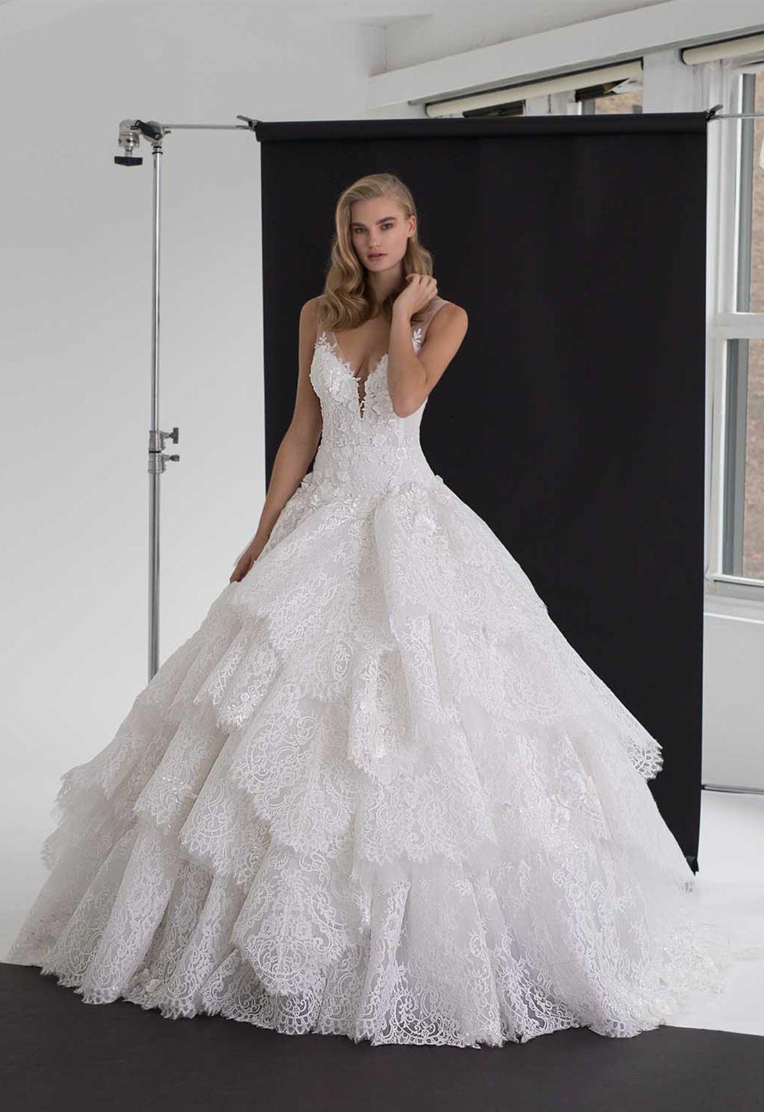 Style No 4719 Pnina Tornai Wedding Dress Pinina Tornai Wedding Dresses Wedding Dresses