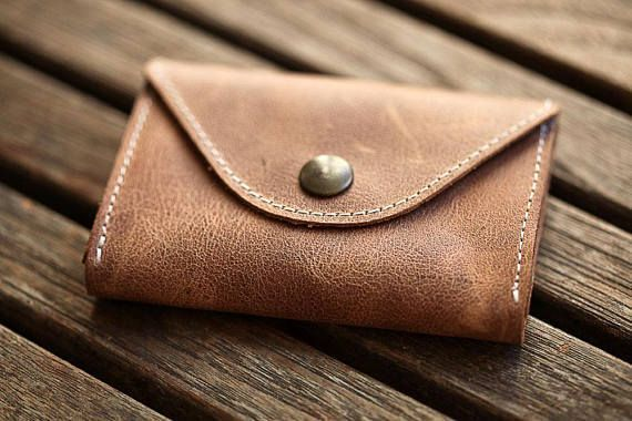 Mens Wallet, Men's leather wallet, Husband Gift, Boyfriend gift, Father gift,