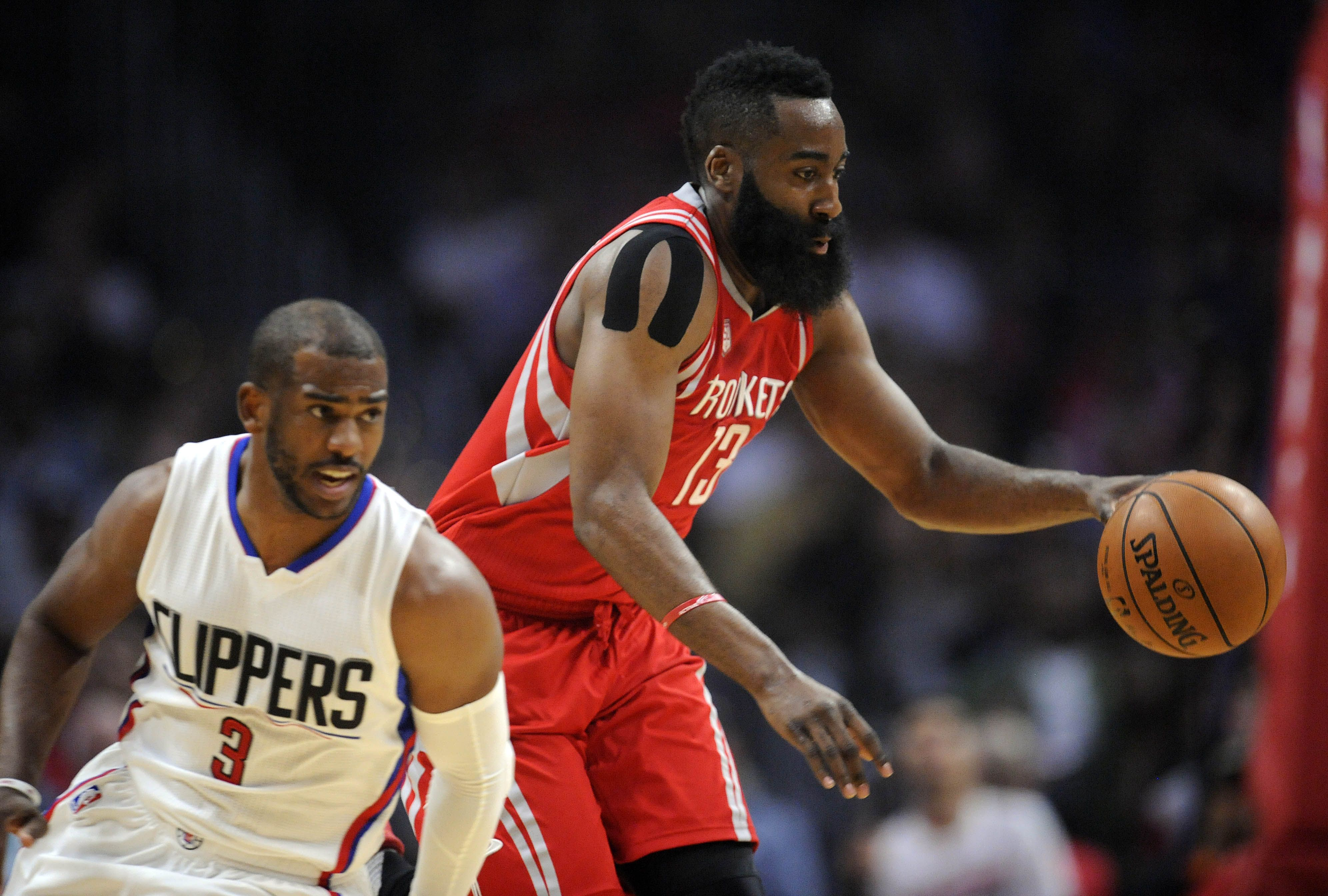 After Chris Paul Trade Houston Rockets Eye George To Form Super Team Defeat The Warriors