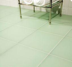 Glass Tiles - Lake Garda Flooring - Ann Sacks Tile & Stone -- glass tiles for flooring