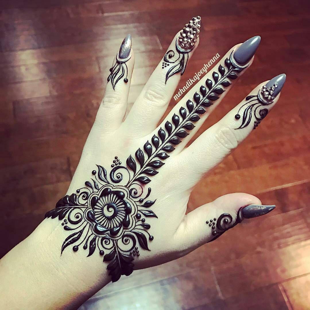 Mehndi Patterns Instagram : See instagram photos and videos from mehandi designs