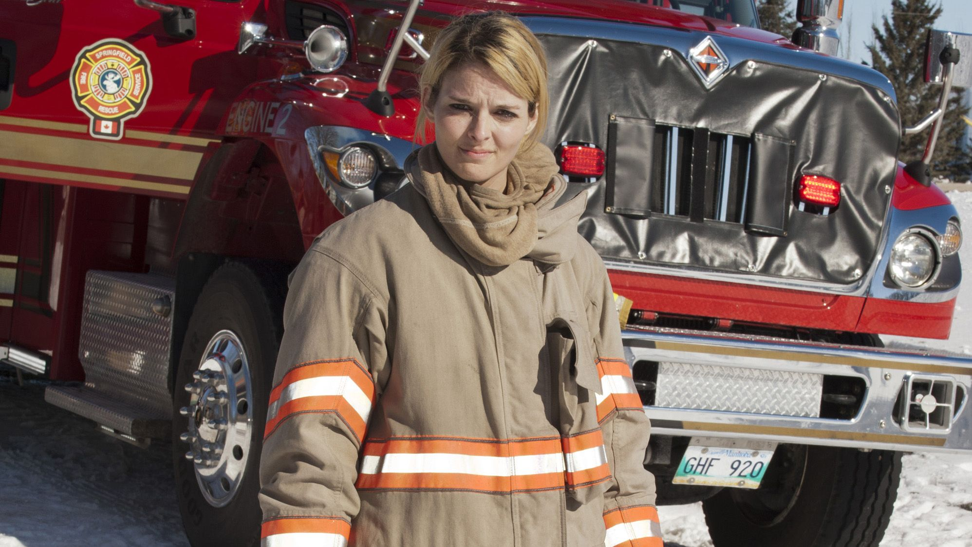 Pin by Extreme Frontiers on Ice Road Truckers | Lisa kelly