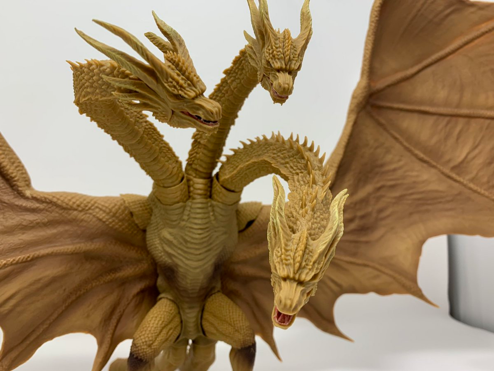 Bluefin Brands S Tweet What Did You Think Of That New Godzilla King Of The Monsters Trailer We Re Extrem Godzilla Vs King Ghidorah Godzilla Kaiju Monsters