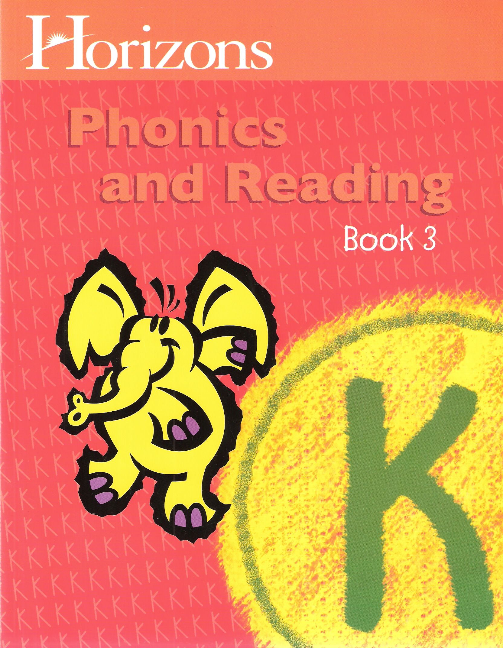 Horizons Phonics Reading Wkbk