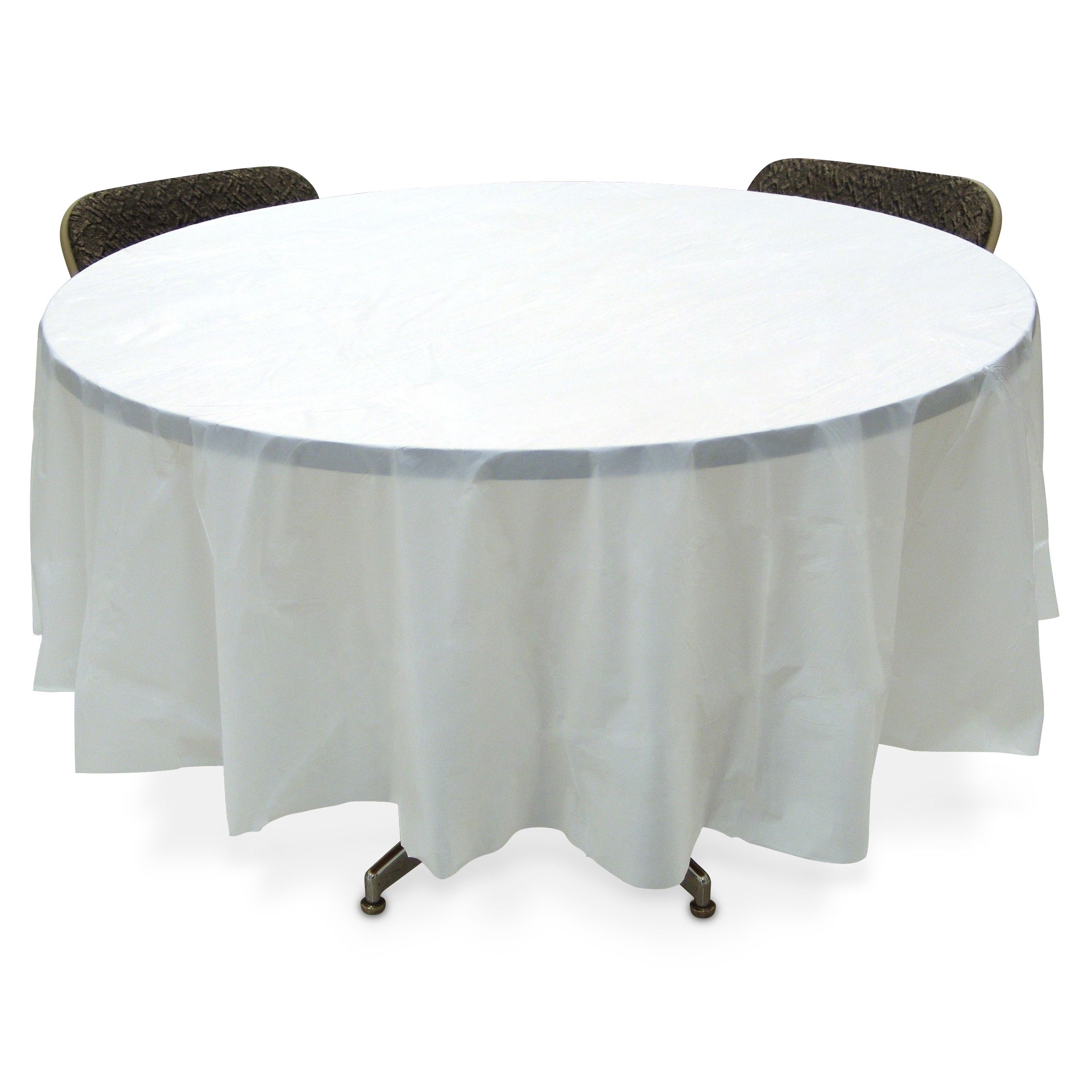 Great Plastic Round Table Covers