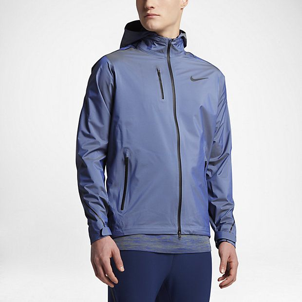new style 197c6 9cd5c Nike HyperShield Men s Running Jacket