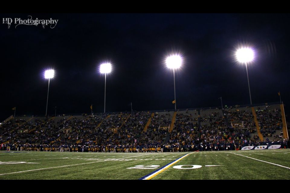 McNeese stadium