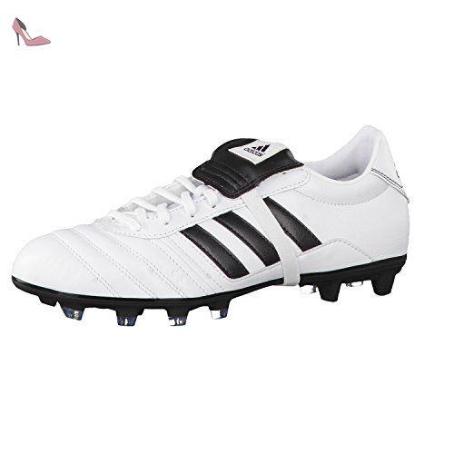 reputable site 92cdb e67d8 adidas Kaiser 5 Cup, Chaussures de football homme - Noir Noir (Noir Blanc