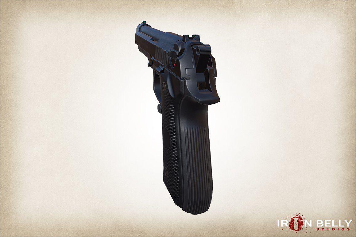 Image result for beretta m9 game model