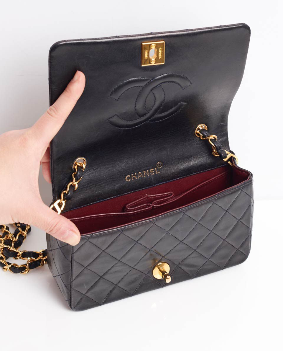 c905d9532b09 Take PurseBop's Chanel 101 class to learn about brand history and iconic  Chanel Bags like the Classic Flap, Reissue, and Boy Bag.