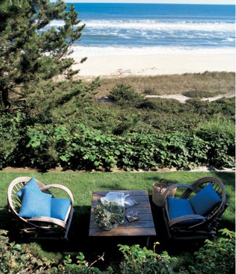 Ralph Lauren Hamptons Room: Ralph Lauren Home Ralph Lauren's Montauk Beach Home On