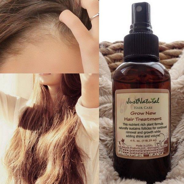 Grow New Hair Treatment Grow Hair Hair Treatment Hair Care