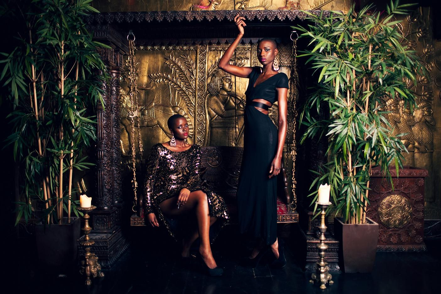 Tina Lobondi Fashion Collection - in pride magazine  http://www.tinalobondi.com/- love it